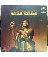 The World of Miriam Makeba [Vinyl] Miriam Makeba - $25.00