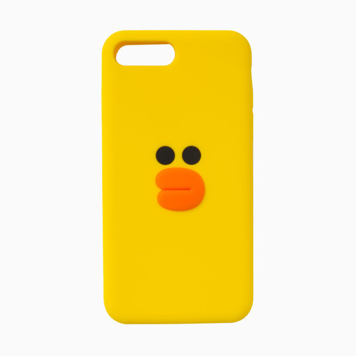 LINE Friends Character SALLY iPhone Silicone Case 7 / 7 Plus Phone Cover Mobile
