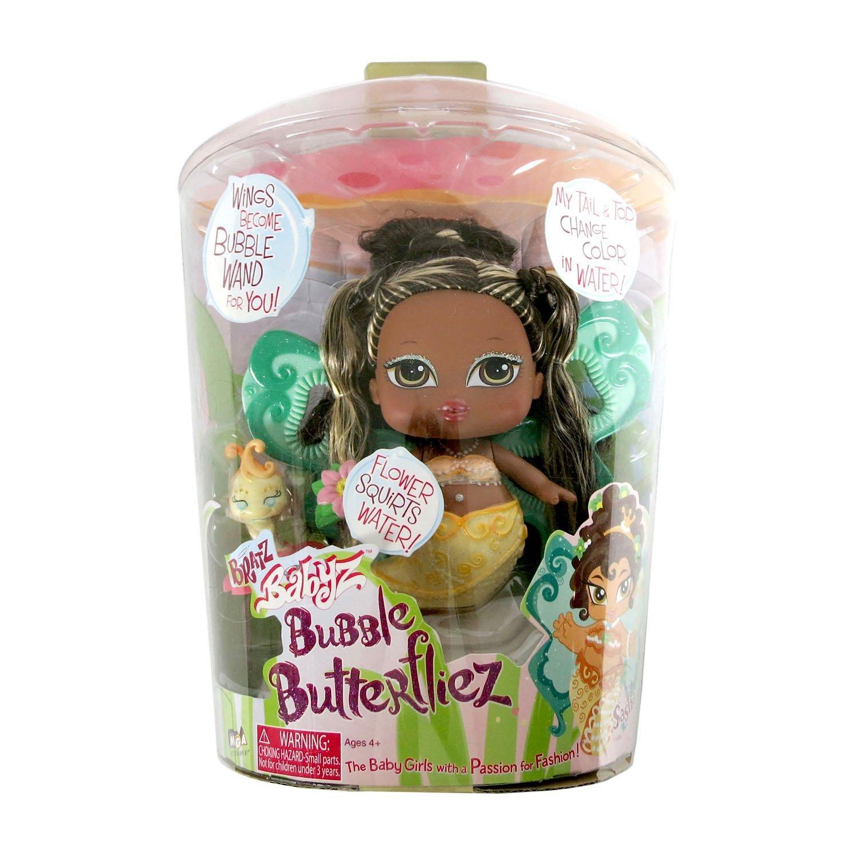 Bratz MGA Entertainment Babyz Bubble Butterfliez Series 5 Inch Doll - Sasha with - $39.99