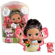 Bratz MGA Entertainment Babyz Bubble Butterfliez Series 5 Inch Doll - Yasmin wit - $41.99