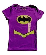 New D C Comics Batman Purple with Black Yellow ... - $14.99