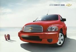 2010 Chevrolet HHR sales brochure catalog US 10 Chevy Panel - $8.00