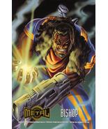 Marvel Metal Prints - Bishop - $1.95