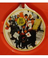 Goody's Collector Series Bus Stop Shoppers Christmas Ornament - 2001 - $1.99