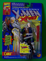 Cable 3rd Edition  The Uncanny X-men - 1993 - $12.00