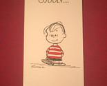 Vintage peanuts charles schulz valentine s day greeting card thumb155 crop