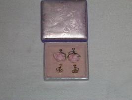 Vintage Ear Rings 2 Pair - $8.59