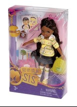 Barbie So In Style (S.I.S.) Little Sister Janessa Doll - $60.00