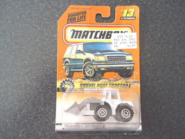 """Vintage 1997 Matchbox # 13 Shovel Nose Tractor """" Awesome Collectable Piece """" - $8.59"""