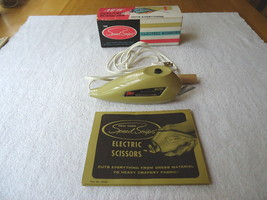 Vintage Thor Speed Snips Electric Scissors With... - $14.01