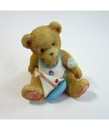 1993 Cherished Teddies Smooth Sailing ARTHUR August Monthly Bear -#91482... - $12.99