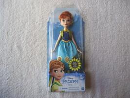 """Disney Frozen """" Anna """" Frozen Fever Figure """" NIP """" BEAUTIFUL FIGURE """" - $16.82"""