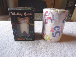 Set Of 2 50th Birtday Gag Gifts,1,Last Tooth,1,... - $15.88