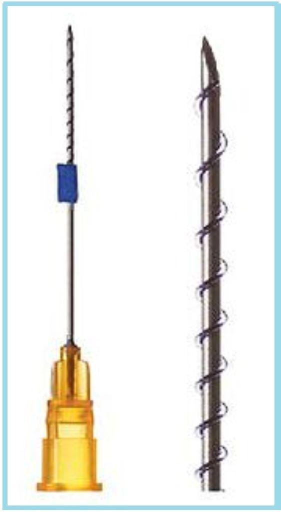 "10 pieces Mono Screw type 29GX38mm ""Magik"" PDO Thread Anti-Aging Lift FACE"
