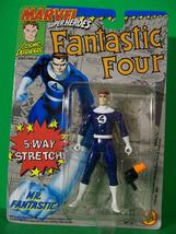 Mr. Fantastic Marvel Superheroes Fantastic Four - 1992 - $12.00