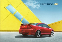 2010 Chevrolet COBALT sales brochure catalog US 10 Chevy LS LT SS - $6.00