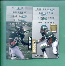 1992 SkyBox Primetime New York Jets Football Set - $1.99
