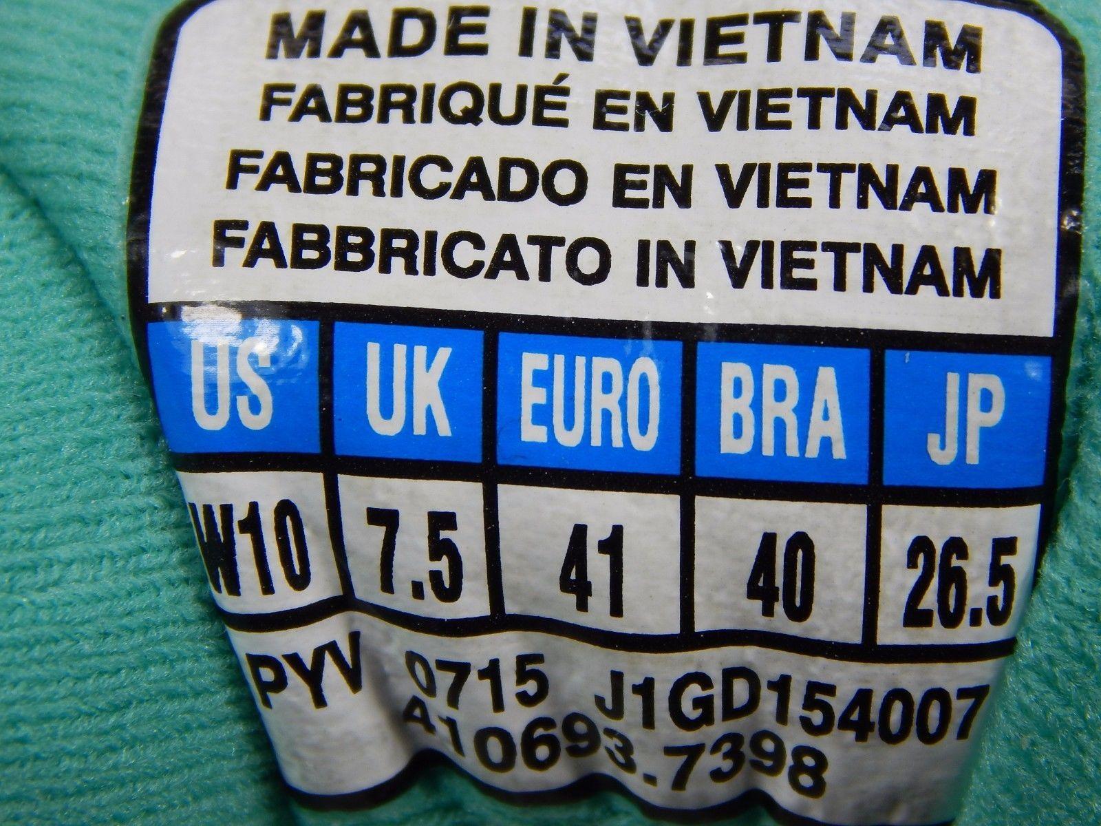 Mizuno Wave Paradox 2 Women's Running Shoes Size US 10 M (B) EU 41 Silver Green