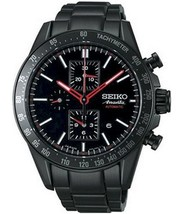 Seiko Ananta Men's Watch Chronograph Automatic SSD001J1 - $4,273.47
