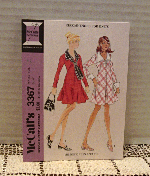 Vintage Look McCalls Note Cards // Stationary // Blank Note Cards