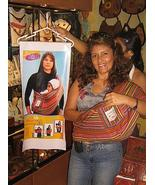 Original peruvian modern Baby-Sling, very stabil fabric  - $52.00