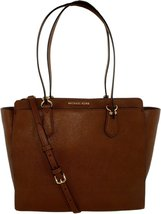 Michael Kors Saffiano Leather Dee Dee Large Con... - $248.00