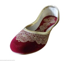 Women Shoes Indian Traditional Handmade Leather Ballerinas Mojaries Flat... - $24.99