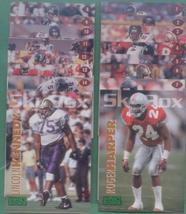1993 SkyBox Impact Atlanta Falcons Football Set - $2.50