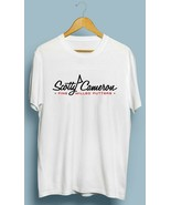 SCOTTY CAMERON FINE MILLED PUTTERS TEE SHIRT Black Mens Medium - $15.99