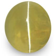 IGI Certified SRI LANKA Chrysoberyl Cat's Eye 1.55 Cts Natural Untreated... - $465.00