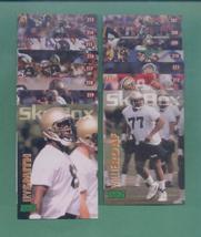 1993 SkyBox Impact New Orleans Saints Football Set - $2.99