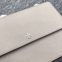 Tory Burch Robinson Convertible Leather Shoulder Bag image 7