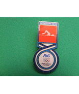 Collectible 2012 London Olympics Pin Proctor & Gamble Road to London NIB - $3.00
