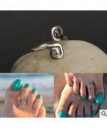Bohemia Fashion Simple Retro crown Toe Ring For Women 2019 Sexy Europe S... - $7.74