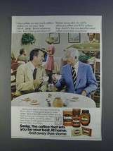 1980 Sanka Coffee Ad - Robert Young - Be Your Best - $14.99