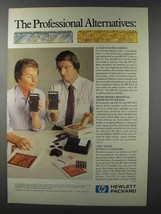 1981 Hewlett-Packard HP-41C and HP-41CV Calculators Ad - $14.99