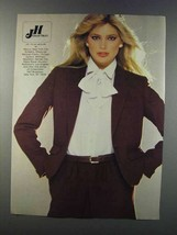 1981 JH Collectibles Women's Fashion Ad - $14.99