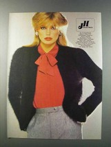 1981 JH Collectibles Fashion Ad - $14.99