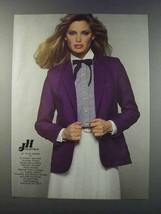 1981 JH Collectibles Fashion Ad - NICE - $14.99