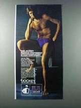 1981 Jockey Jeans-Brief Ad - Jim Palmer - $14.99