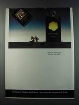 1981 Parfum par Caron Nocturnes Perfume Ad - $14.99