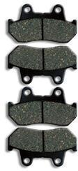 Honda Disc Brake Pads CB400D Superhawk III 1980 Front (set of 2)