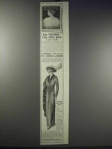 1913 National Cloak & Suit Co. Ad - Fall Style - $14.99