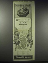 1914 Campbell's Tomato Soup Ad - Votes For - $14.99