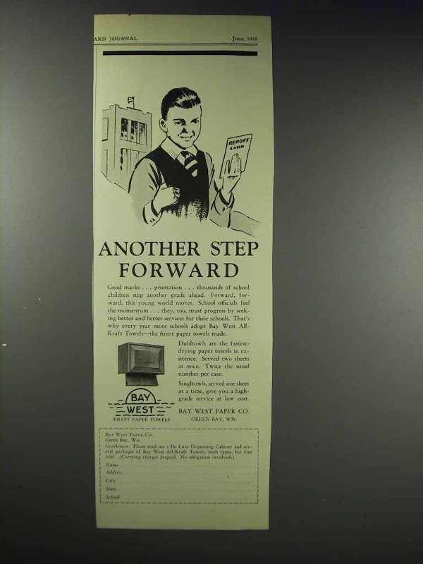 Kraft Print Ad (1920s): 1 listing