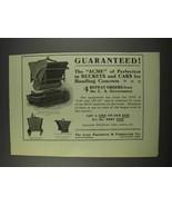 1913 The Acme Equipment & Engineering Ad - Buckets - $14.99