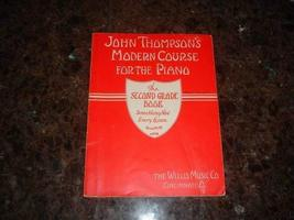 John Thompson's Modern Course for the Piano - The Third Grade Book [Pape... - $6.27