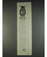 1982 Michigan Community College Ad - High-Tech - $14.99