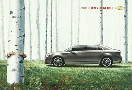 2010 Chevrolet MALIBU sales brochure catalog US 10 Chevy LTZ - $7.00