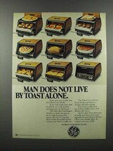 1983 General Electric Ultra Oven Broiler Ad - $14.99